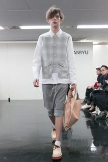 GANRYU 2014-15AW 東京コレクション 画像56/65