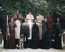 GIVENCHY 2012-13AW Couture パリコレクション 画像1/22