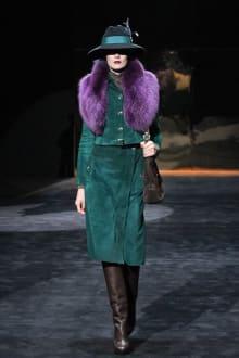 GUCCI & Ai Tominaga Presents チャリティファッションショー 2011-12AWコレクション 画像4/34