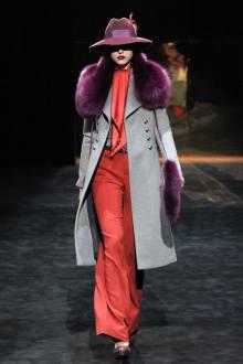 GUCCI & Ai Tominaga Presents チャリティファッションショー 2011-12AWコレクション 画像17/34