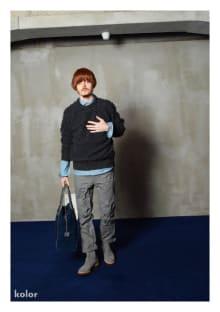 kolor [Mens] 2011-12AWコレクション 画像8/20