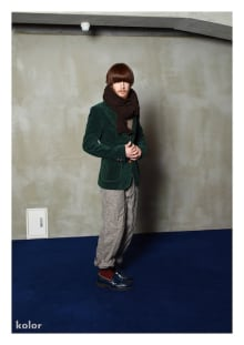 kolor [Mens] 2011-12AWコレクション 画像15/20