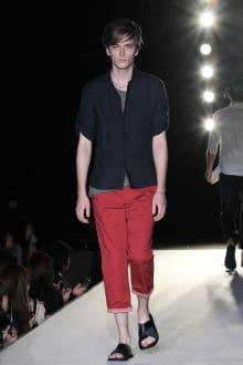 LANVIN en Bleu 2011SSコレクション 画像26/32