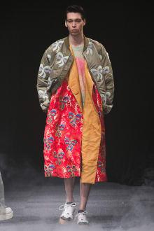 MIKIO SAKABE 2014-15AW 東京コレクション 画像28/60
