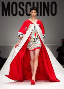 MOSCHINO 2014-15AW ミラノコレクション 画像38/49