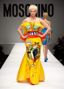 MOSCHINO 2014-15AW ミラノコレクション 画像41/49