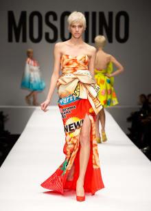 MOSCHINO 2014-15AW ミラノコレクション 画像43/49