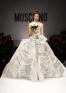 MOSCHINO 2014-15AW ミラノコレクション 画像49/49