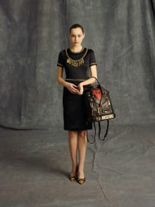 MOSCHINO 2014 Pre-Fall Collectionコレクション 画像3/31
