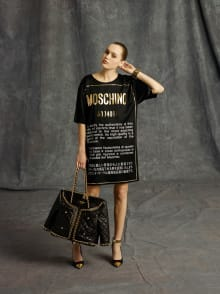 MOSCHINO 2014 Pre-Fall Collectionコレクション 画像7/31