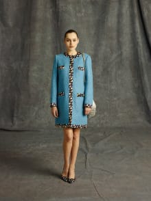 MOSCHINO 2014 Pre-Fall Collectionコレクション 画像19/31