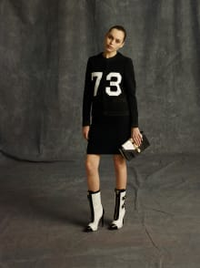 MOSCHINO 2014 Pre-Fall Collectionコレクション 画像24/31