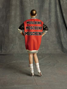 MOSCHINO 2014 Pre-Fall Collectionコレクション 画像25/31