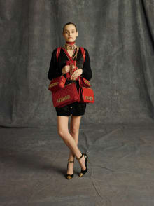 MOSCHINO 2014 Pre-Fall Collectionコレクション 画像31/31