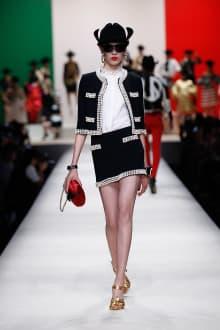 MOSCHINO 30周年回顧ファッションショー 2014SS Pre-Collectionコレクション 画像4/33