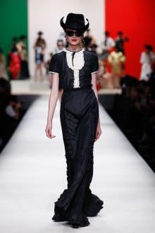 MOSCHINO 30周年回顧ファッションショー 2014SS Pre-Collectionコレクション 画像5/33