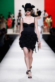 MOSCHINO 30周年回顧ファッションショー 2014SS Pre-Collectionコレクション 画像9/33