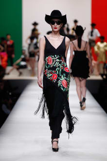 MOSCHINO 30周年回顧ファッションショー 2014SS Pre-Collectionコレクション 画像10/33