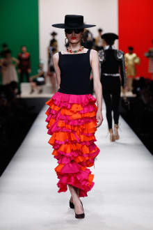 MOSCHINO 30周年回顧ファッションショー 2014SS Pre-Collectionコレクション 画像12/33