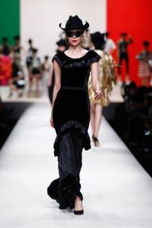 MOSCHINO 30周年回顧ファッションショー 2014SS Pre-Collectionコレクション 画像20/33