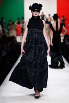MOSCHINO 30周年回顧ファッションショー 2014SS Pre-Collectionコレクション 画像21/33