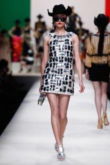 MOSCHINO 30周年回顧ファッションショー 2014SS Pre-Collectionコレクション 画像25/33