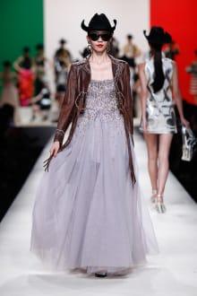 MOSCHINO 30周年回顧ファッションショー 2014SS Pre-Collectionコレクション 画像28/33
