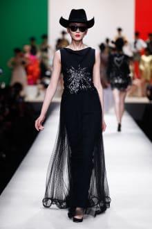 MOSCHINO 30周年回顧ファッションショー 2014SS Pre-Collectionコレクション 画像30/33