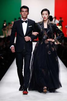 MOSCHINO 30周年回顧ファッションショー 2014SS Pre-Collectionコレクション 画像32/33