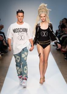 MOSCHINO 2015SS ロンドンコレクション 画像54/54