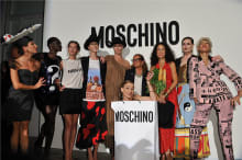MOSCHINO 2014SS ミラノコレクション 画像30/31