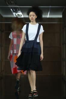 tricot COMME des GARÇONS 2013SS 東京コレクション 画像22/70