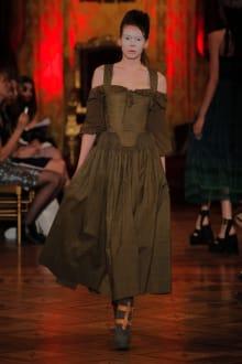 Vivienne Westwood Gold Label 2013SS パリコレクション 画像51/100
