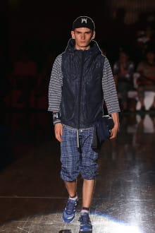White Mountaineering 2013SS 東京コレクション 画像42/74
