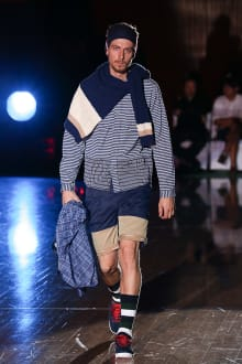 White Mountaineering 2013SS 東京コレクション 画像46/74