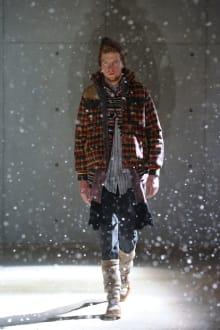 White Mountaineering 2011-12AWコレクション 画像49/60