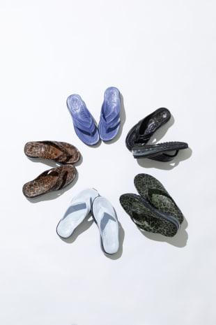 「AIR SOLE ギョサン」(税込9900円)