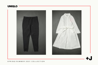 「+J」2021年春夏コレクション