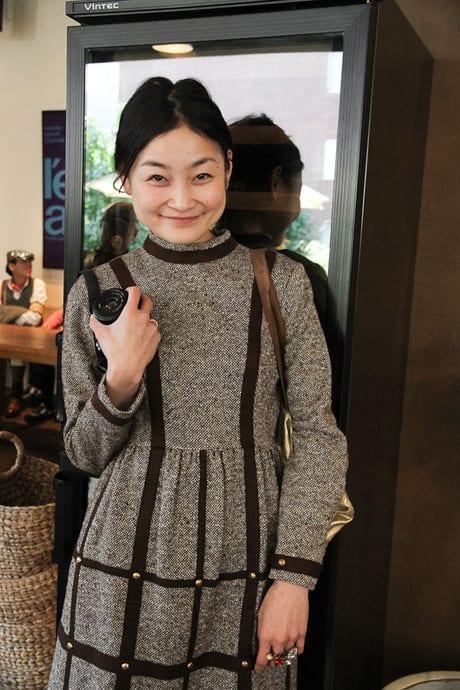 シトウレイ Image by FASHIONSNAP