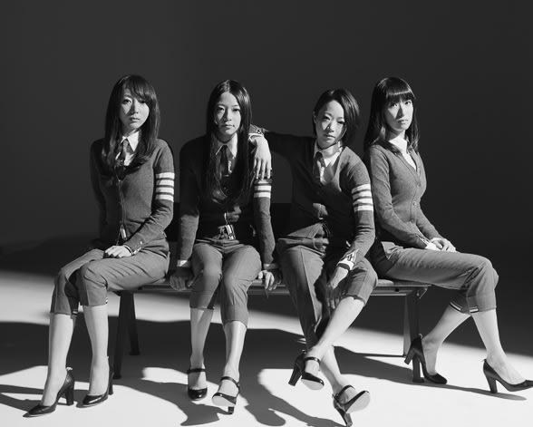 1966 QUARTET Image by Nippon Columbia