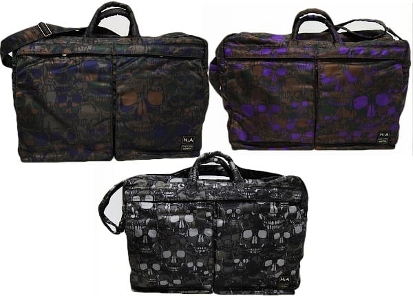POTER)  DUFFLE BAG  ¥45,000 Image by HERCHCOVITCH;ALEXANDRE