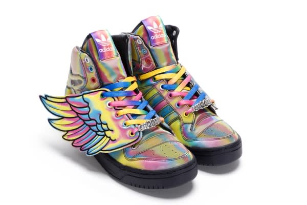 """""""Originals by Originals"""" Jeremy Scottデザインシューズ JS WINGS \25,200 Image by adidas"""