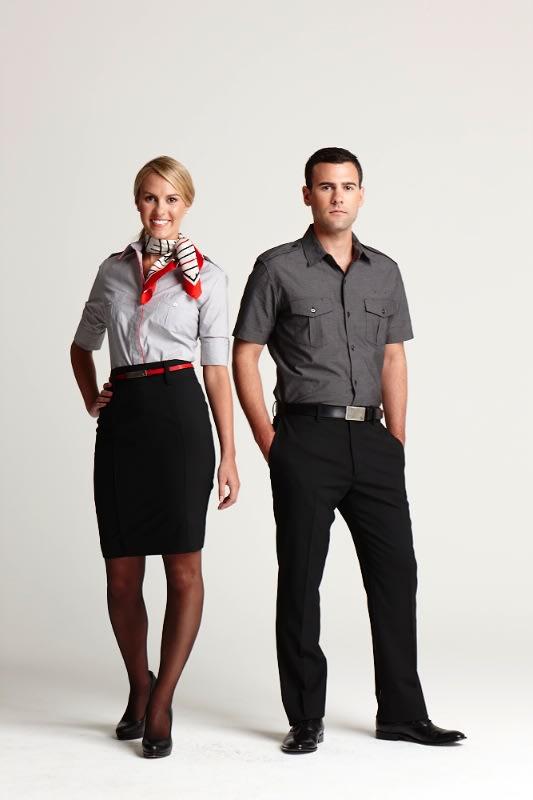 「BANANA REPUBLIC」が制服をデザイン Image by BANANA REPUBLIC