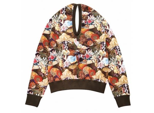 POP CLASSICOxANREALAGExBARNEYS NEW YORK カットソー ¥46,200  Image by BARNEYS JAPAN