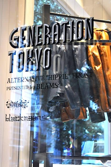 GENERATION TOKYO Image by FASHIONSNAP