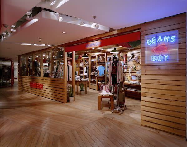 既存店 BEAMS BOY HONG KONG (SILVERCORD) Image by BEAMS