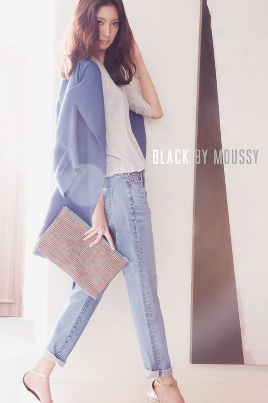 2013年春夏広告 Image by BLACK BY MOUSSY