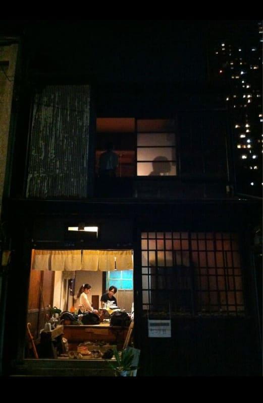 生放送会場のセコリ荘 外観 Image by CREATIVE NEST