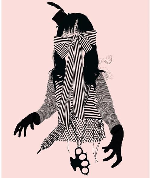 Jules Julien「CADAVRES EXQUIS -優美な屍骸-」展 Image by DIESEL