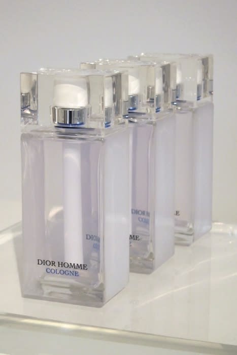 Dior Homme Cologne Image by FASHIONSNAP